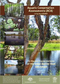 Great Barrier Reef catchments - non-riverine ACA report