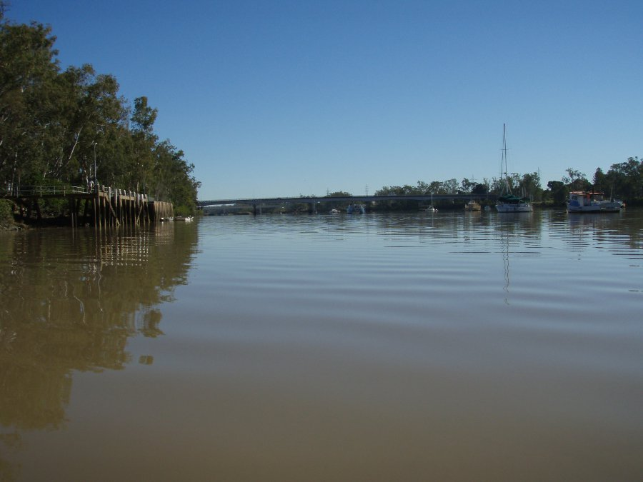 Fitzroy River Bridge