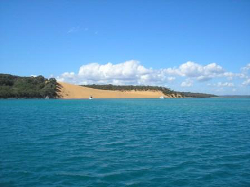 Yellow Patch Inlet on Curtis Island Photo by Queensland Government