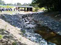 Fishway Photo by Queensland Government