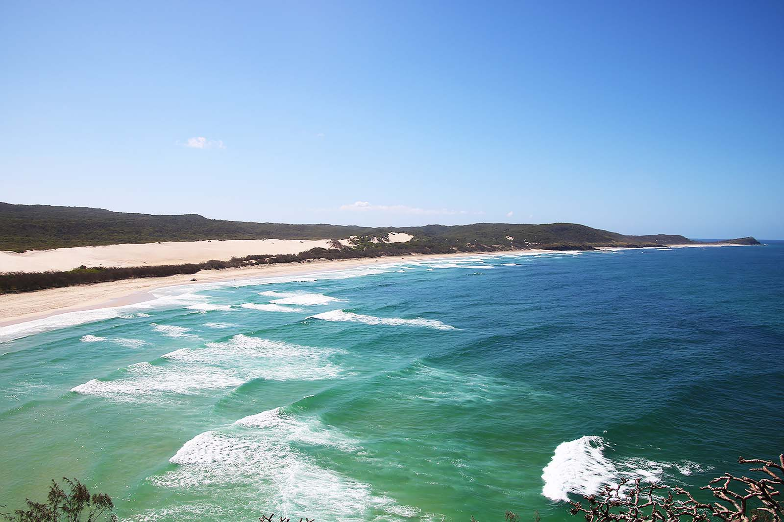 Fraser Island Photo by Lauren Hardiman